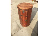 Wooden storage unit , in good condition. feel free to view free local delivery