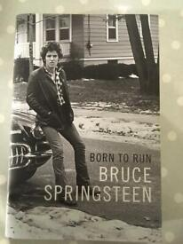Bruce Springsteen Born to Run autobiography