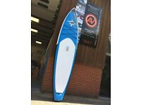 JP Inflatable Stand Up Paddle Board, Bag, Pump, Leash & Paddle