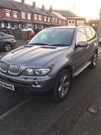 *2004 Bmw X5 3.0D Full Year Mot In Imaculate Conditions*