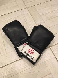 Hayashi 10oz Boxing/kick boxing gloves