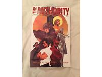 Mint condition The Authority: Human on the inside hard back comic book