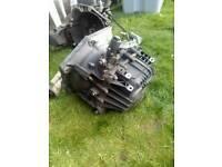 Vauxhal vectra gear box
