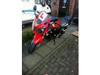 Motorbike Daelim