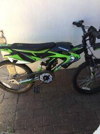 """Avigo"" motorbike style bike for sale"