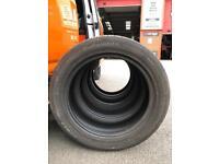 Continental conti premium contact tyres 205/55/R17 91V x4