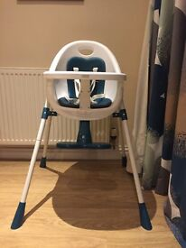 Immaculate mamas and papas highchair