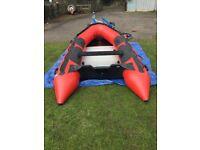 Boat/ rib/ trailer/ outboard