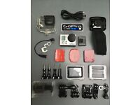 GoPro Hero 3 White Camera & Loads of Accessories