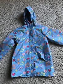 Girls coats - Baby Gap & Monsoon PLUS rain/wind jacket