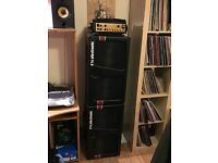 BASS AMP RIG BONANZA!! MarkBass TC Electronic soundblox source audio Marshall Ampeg Tech 21 Aguilar
