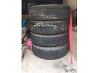 L200 Mitsubishi tyres Bridgestone for sale  South East London, London