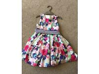 Mothercare age 2-3 party dress. Excellent condition
