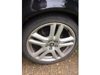 WANTED Jaguar Aruba Alloy Wheels