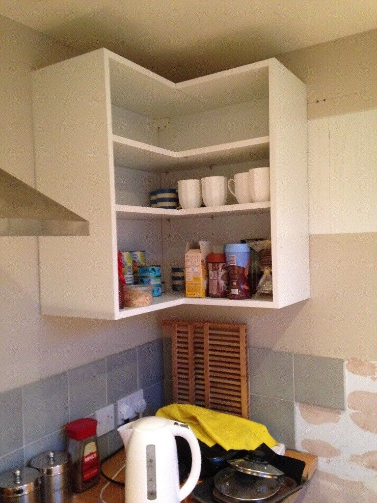 Kitchen Wall Unit Carcasses 4 X B Q Cooke Lewis In