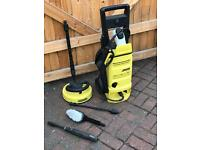 KARCHER K3 3.65 JUBILEE PRESSURE WASHER JET WASH