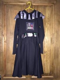 Darth Vader girl costume world book day