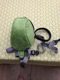 Little life turtle back pack and reins