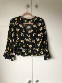 River Island Blouse Top