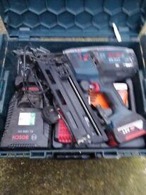 Bosch gsk 18v-16g nail gun 2nd fix