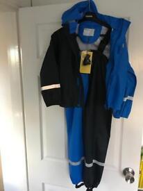 Rain Jacket & Trousers