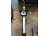 Kettler rowing machine home gym