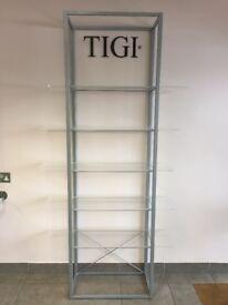Tigi retail stand