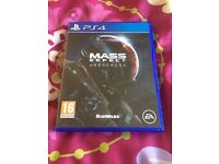 Mass Effect Andromeda (Sony PS4) £35