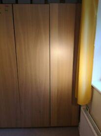 Free to a good home- Ikea wardrobe (dismantled)