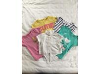 T- shirts for sale for 3-4 yrs old girl