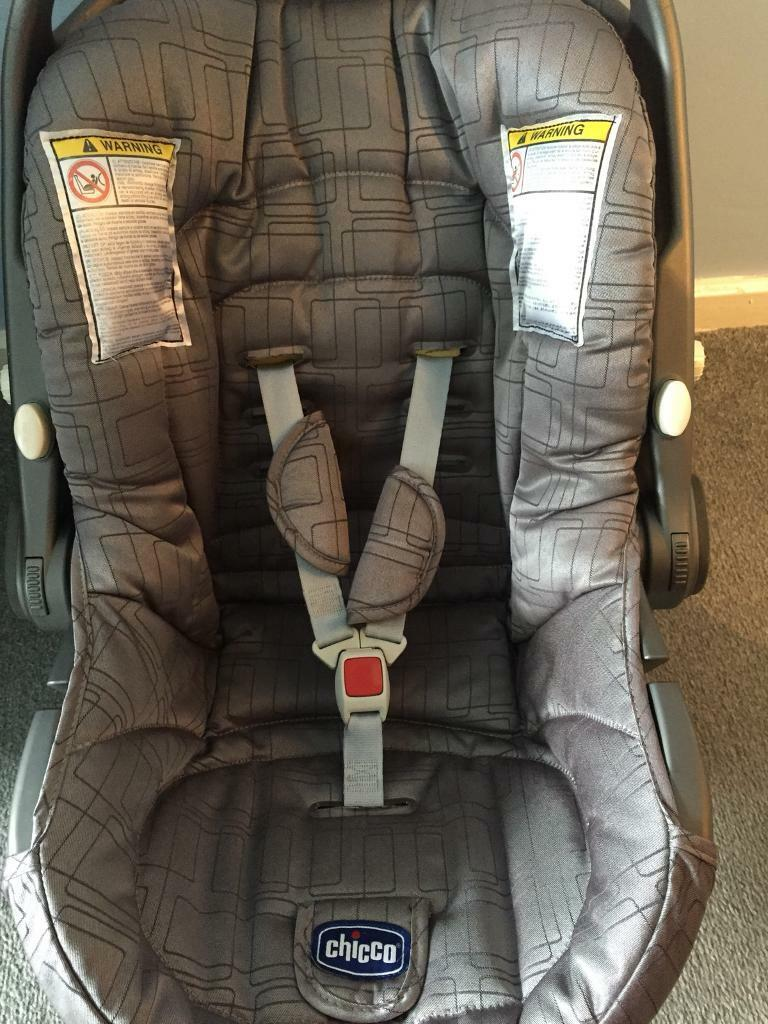 Chico car seat | in Maryhill, Glasgow | Gumtree