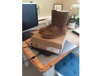 Mens Uggs short classic bomber style