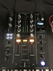 PIONEER DJM 450 MIXER - EXCELLENT CONDITION