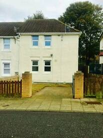 3 bedroom house Newcastle upon tyne