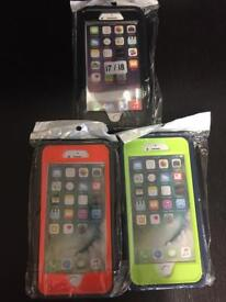 3 iPhone Cases. Fit 7/8 iPhone. Brand New.