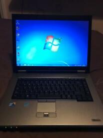 Toshiba tecra laptop