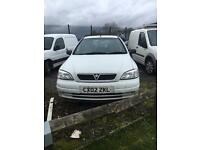 Vauxhall Astra cheap van diesel CDTI