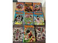 Beano annuals 2000 - 2006