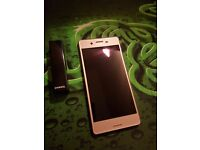 Sony Xperia X Rose Gold color
