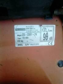 Briggs Stratton petrol mower
