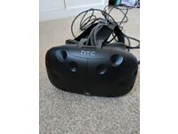 HTC Vive - almost new!