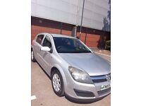 05 Vauxhall Astra club 1.7 Diesel CDTI 5Dr Hatchback