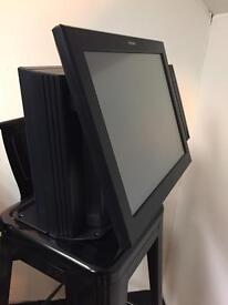 TOSHIBA ST-A10 TOUCH SCREEN POS SYSTEM