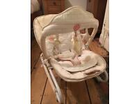 Mothercare Winnie the Pooh baby bouncer