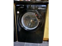 Hoover DHL1672D3B/1-80 1600rpm Washing Machine 7kg Load Class A+++ 18 months old