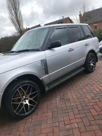 Range Rover Vogue v8