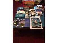 Titanic books dvds model and other bits