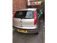 FIAT PUNTO 1.2 ACTIVE Hatchback 5 doors petrol Manual Grey 1 Lady owner 61k mileage