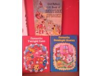 Children's goodnight bedtime story books
