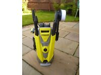 Parkside Pressure Washer 2100W Hardly used.